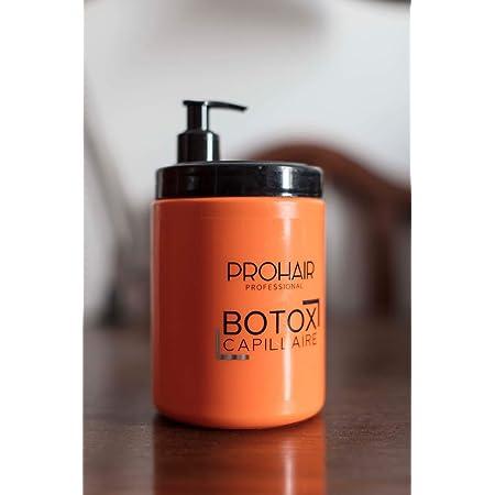 PROHAIR Botox capilar queratina proteína 1000ml therapy + reconstruccion