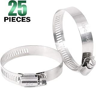 40mm hose clips