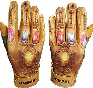Primal Baseball Power Stones Baseball Batting Gloves