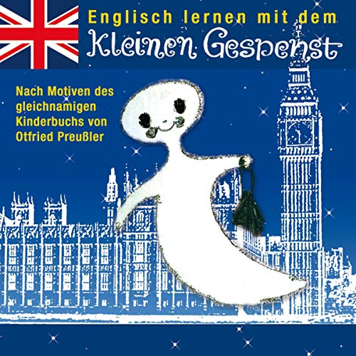 Englisch lernen mit dem kleinen Gespenst Titelbild
