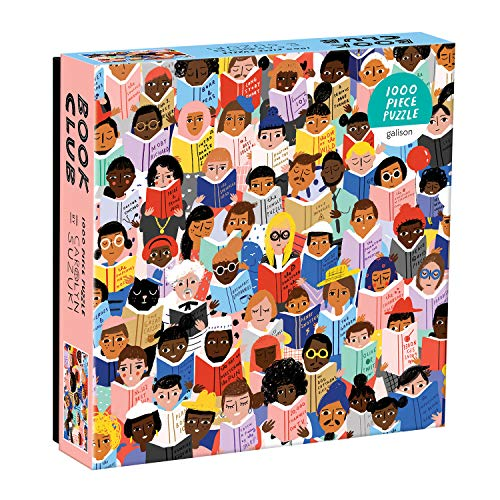 Puzzle 1000 Piezas  marca Galison