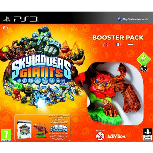 Skylanders: Giants - Booster Pack [Importación alemana]
