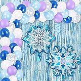 Decoraciones Cumpleaños Frozen,Decoraciones Fiesta Cumpleaños Copo...
