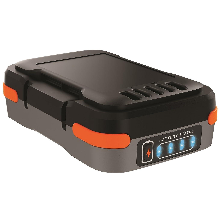 ブラックアンドデッカー 電池パック GoPakシリーズ (USBケーブル?ACアダプター付き) BDCB12UC