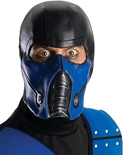 Mortal Kombat Deluxe Overhead Subzero Mask