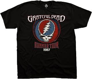 Grateful Dead Summer Tour 1987 - Adult T-Shirt