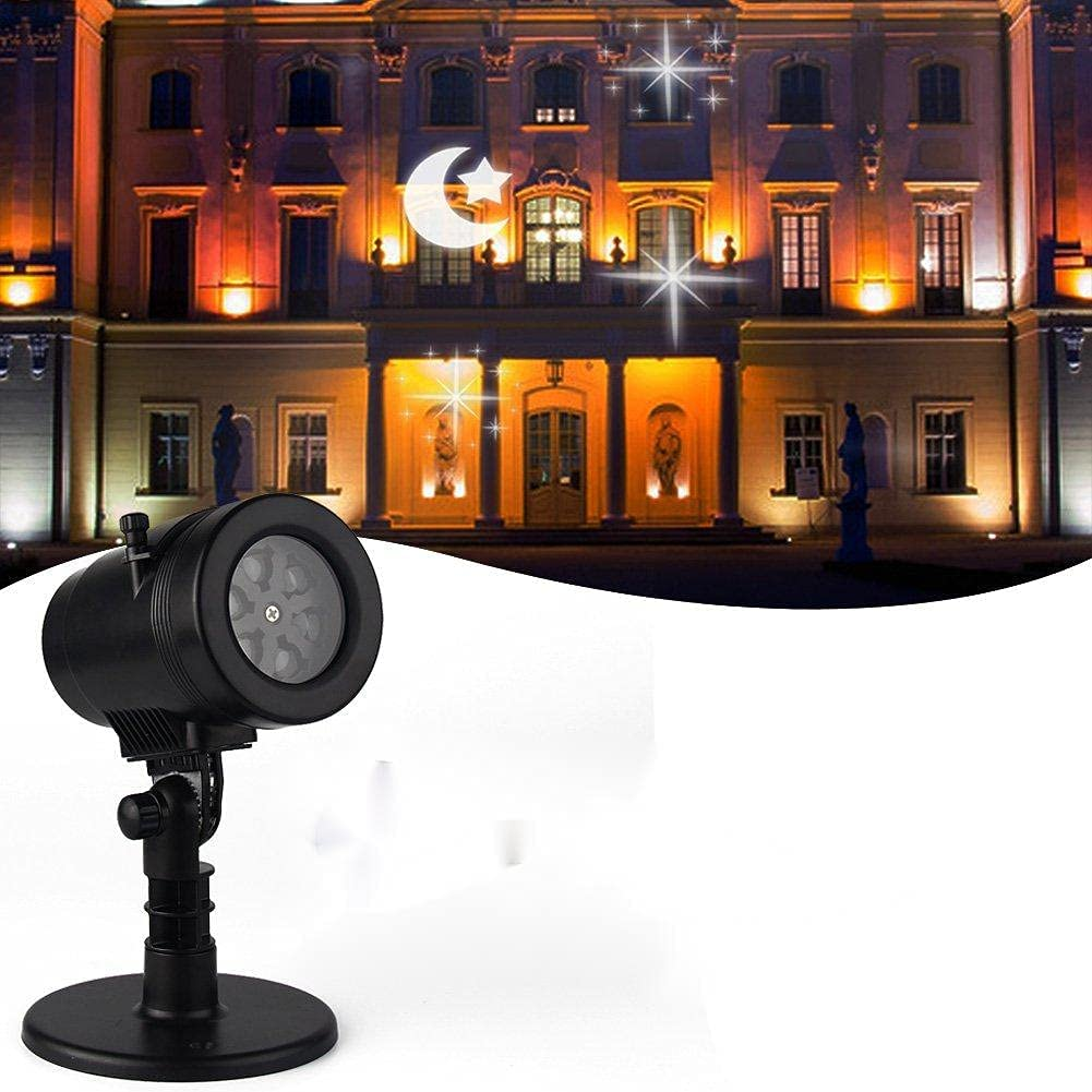 ELEOPTION Christmas Genuine Free Shipping Shipping included Light Projector Landscape Spotlight Outdoor