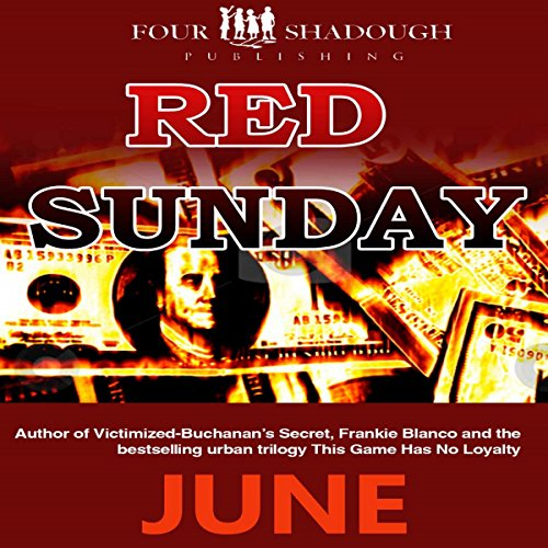 Red Sunday  By  cover art