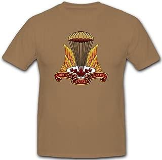 Airborne Canada Aeroport Canadian Military Badge Emblem