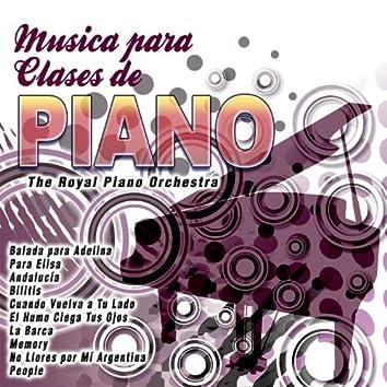 Música para Clases de Piano