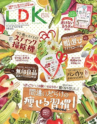 LDK(エルディーケー) 2021年 06月号 [雑誌]
