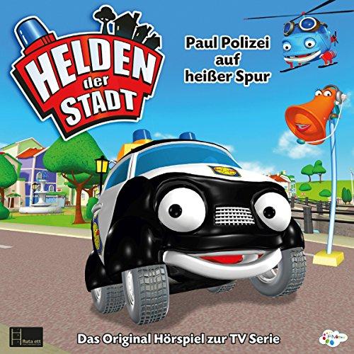 Paul Polizei auf heißer Spur Titelbild