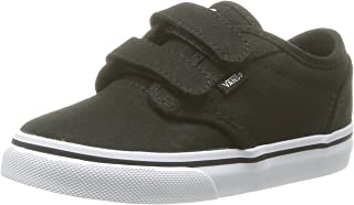 Vans Atwood V, Unisex-Baby Crawling Trainers Black