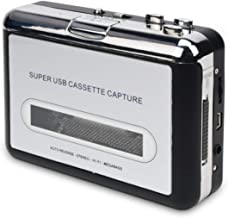 convert audio cassette to digital