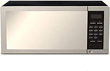 Sharp R77 220V Stainless Steel Microwave Oven with Grill, 34 L, Stainless Steel (Not for USA)