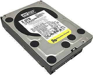 Western Digital RE4 WD2003FYYS 2TB 7200RPM 64MB Cache SATA 3.0Gb/s 3.5in (Enterprise Grade) Internal Hard Drive (Renewed)
