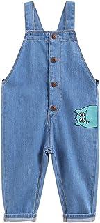 مارك جاني بنين أزياء دنيم وزرة أطفال بنين لطيف جينز حزام السراويل