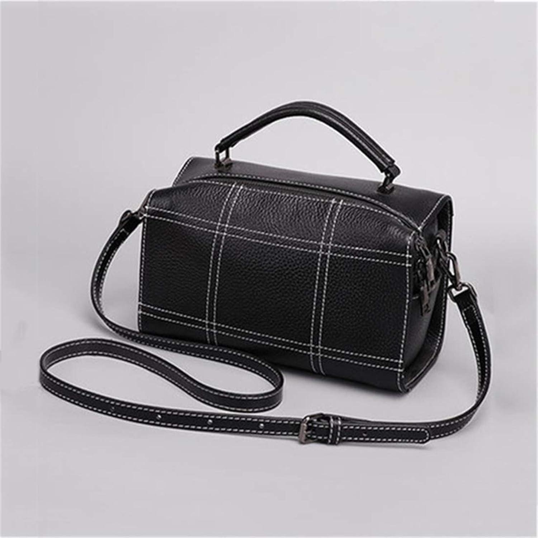 Zebuakuade Damen Umhängetaschen Schultertaschen Satchel Handtaschen Zipper Around Around Around Tote Bag (Farbe   schwarz) B07NTY7776  Moderner Modus d154d2