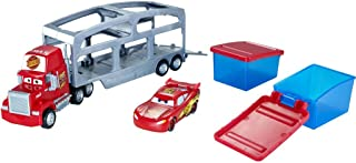 Disney Pixar Cars Mack Dip & Dunk Trailer