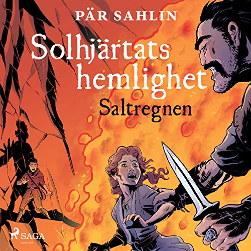 Saltregnen audiobook cover art
