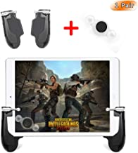 takyu Mobile Game Controller for Pad, Mobile Controller with Game Joystick, L1R1 Sensitive Aim and Shoot Gamepad Trigger for 4.5-12.9 inch Tablet & Android iOS Phone