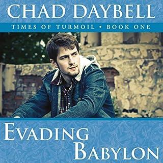 Evading Babylon audiobook cover art