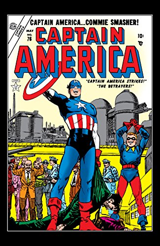 Captain America Comics (1941-1950) #76 (English Edition) eBook ...