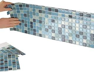Best light blue bathroom wall tiles Reviews