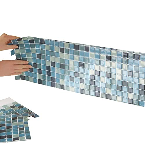 Brilliant Stick Tiles For Bathroom Amazon Com Beutiful Home Inspiration Ommitmahrainfo