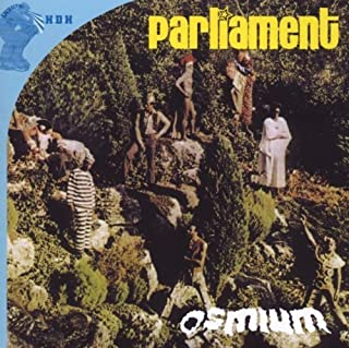 Osmium by Parliament Import edition (2009) Audio CD