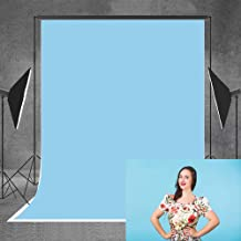 Blue Backdrop GESEN 5x7ft Night Sky Lightning Photography Backdrop for Pictures Game Live Background Photo Booth Studio Props PGGE761