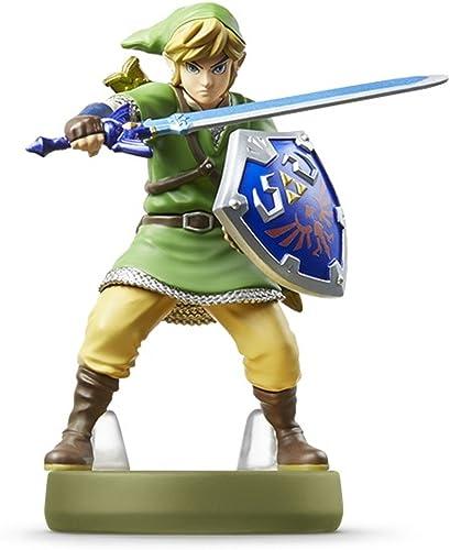 Amiibo Link (Skyward Sword ver.) - The Legend of Zelda series [Nintendo Switch / 3DS]