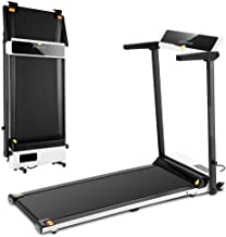 Caroma 2.5 HP Folding Treadmill, Electric Treadmill for Home, Walking & Running Machine Portable, Cardio Training Compact ...