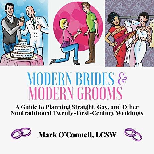 Modern Brides & Modern Grooms cover art