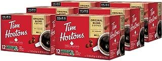 Tim Hortons Original Blend Single Serve Coffee K-Cups, 72-Count