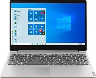 "Lenovo - IdeaPad 15.6"" Laptop - AMD Ryzen 3 - 8GB Memory - 256GB Solid State Drive - Platinum Gray/IMR"