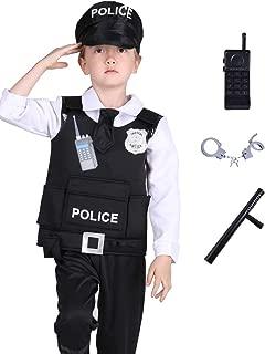 police officer uniform for kids