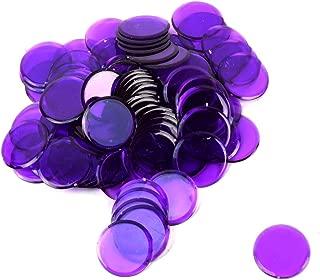 TG,LLC 100 Clear Purple 7/8