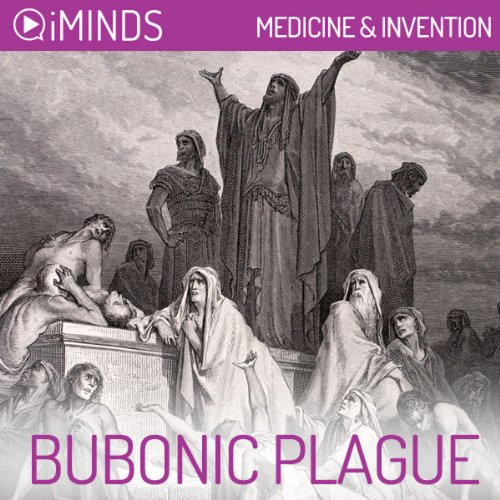 The Bubonic Plague audiobook cover art