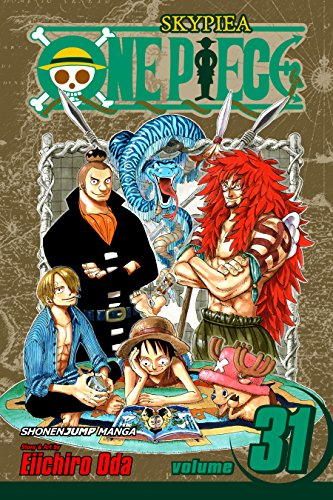 One Piece, Vol. 31: We'll Be Here (One Piece Graphic Novel) (English Edition)