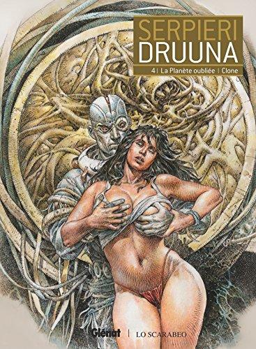 Druuna - Tome 04: La planète oubliée - Clone