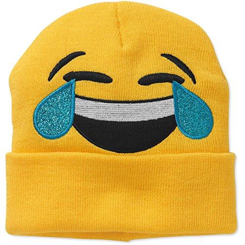 LOL Laughing Out Loud JOY Emoji Beanie