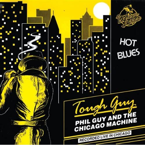 You Made Your Move Too Soon by Phil Guy And The Chicago MacHine on