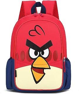 Mochila para niños de Dibujos Animados Angry Bird Escuela Primaria Mochila