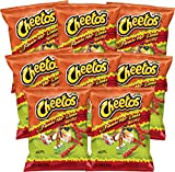 Cheetos Flamin Hot Limon, 2 ounce bags (Pack of 8)