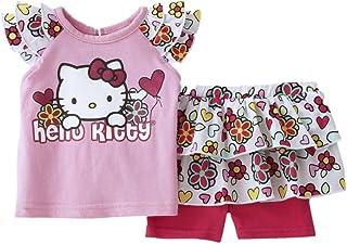 146121bda Hello Kitty - Ensemble - Bébé (fille) 0 à 24 mois rose 56-