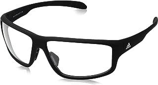 adidas Raylor 2 L Iridium Oval Sunglasses Shiny Brown 65 mm