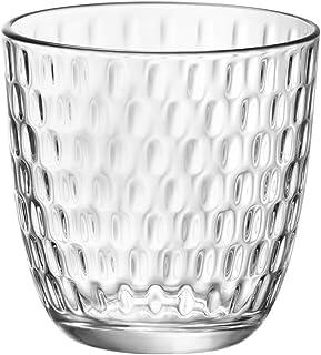 Bormioli Rocco Slot Set Gläser, 6 Einheiten