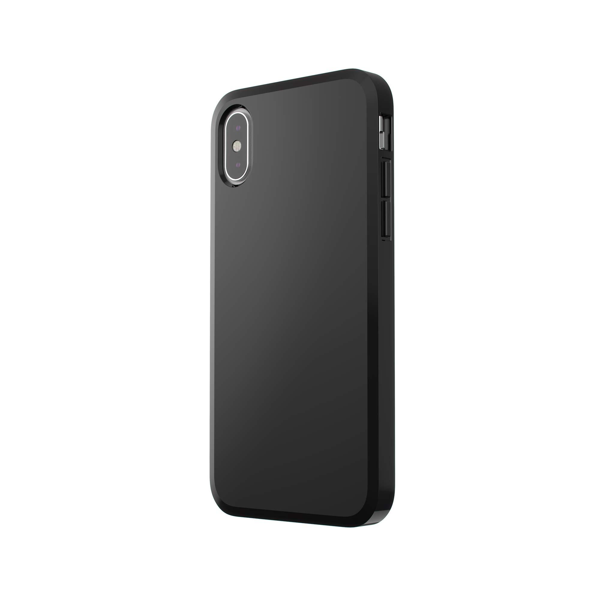 Amazon Basics Slim Case for iPhone XS, Black