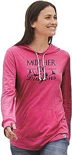 "Women's Game of Thrones Champion Hoodie ""Mother of Dragons Light Weight Sweatshirt"
